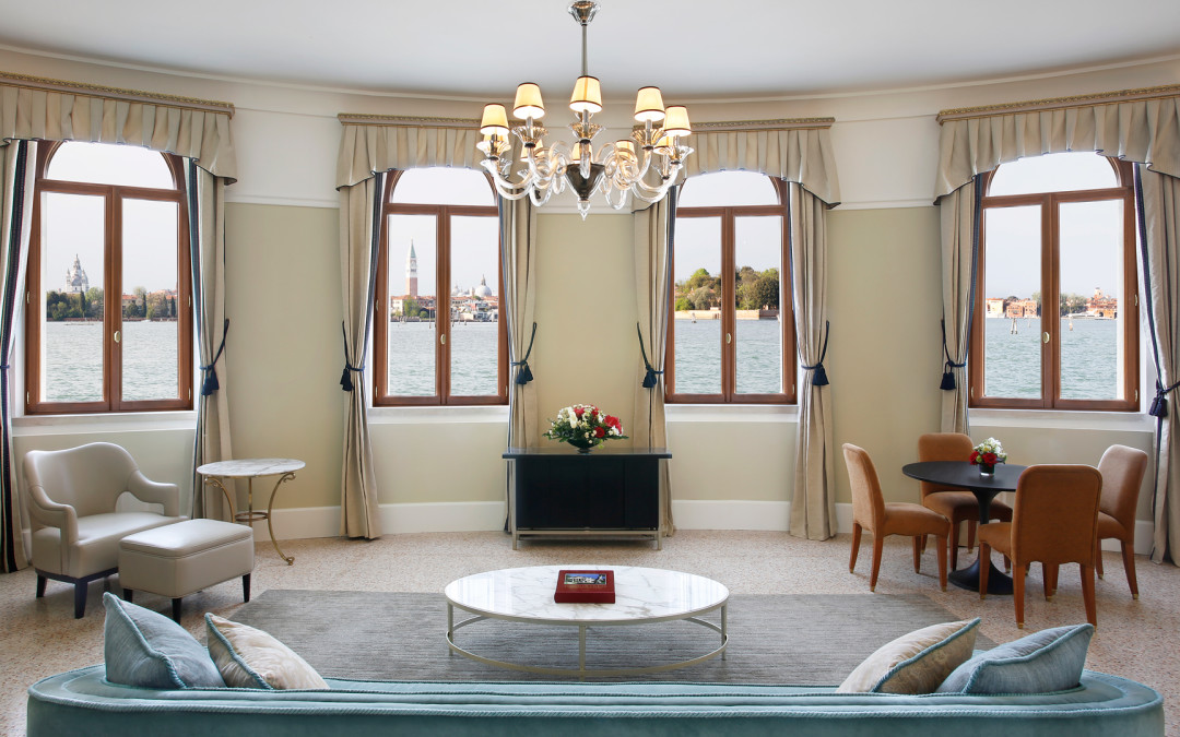 Kempinski Reopens Historic San Clemente Palace in Venice Lagoon