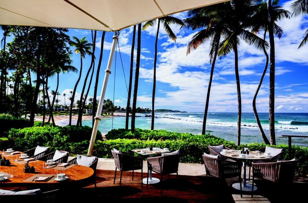 Dorado Beach Announces Third Annual Culinary Getaway November 9-12
