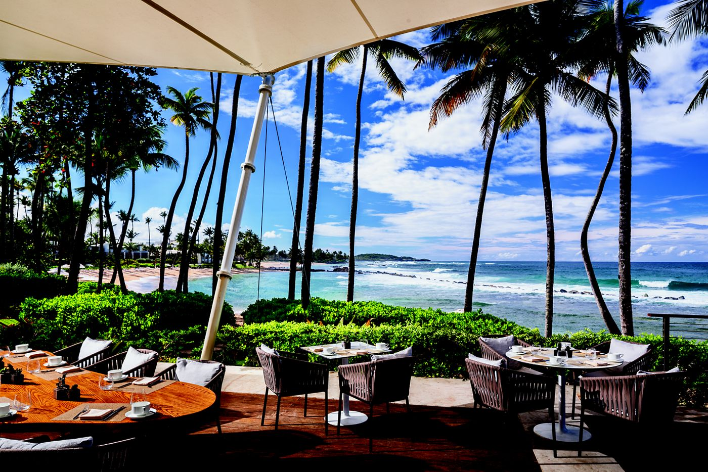 Dorado Beach Announces Third Annual Culinary Getaway November 9 12 Linda Lang 39 S Taste Of Travel